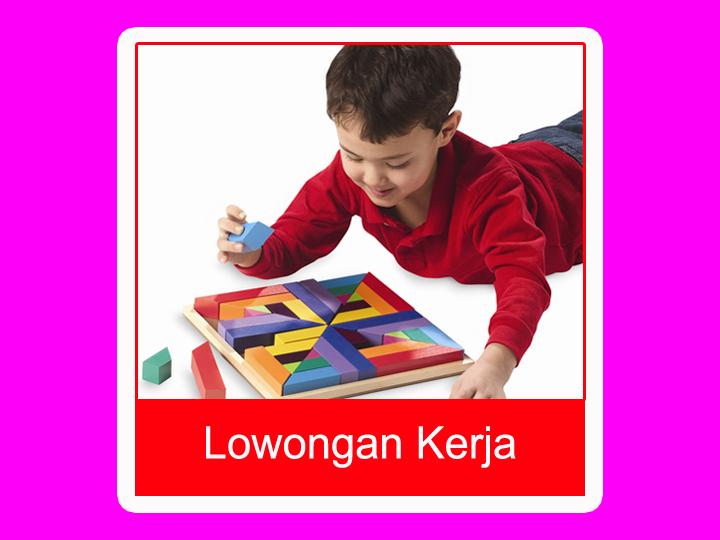 LOWONGAN KERJA Terapis Anak dan Guru SLB